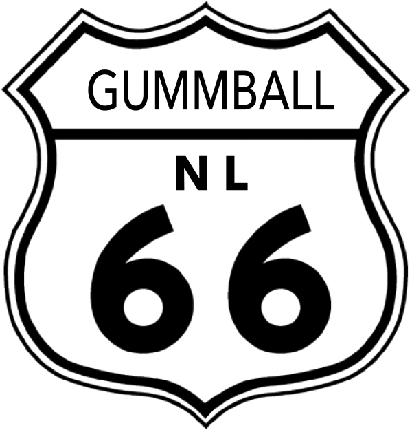 Ronde Tafel 144 presenteert: Gummball in de Polder - 3 september 2016